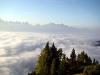 Mare di nubi da Soramizoi