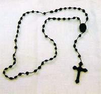 foto della corona del rosario