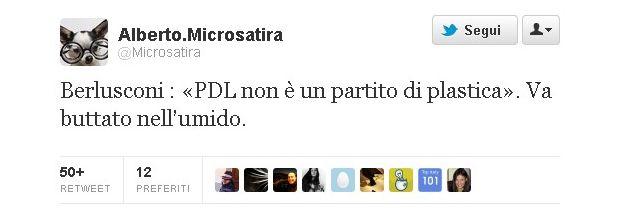 immagine di un tweet di @microsatira