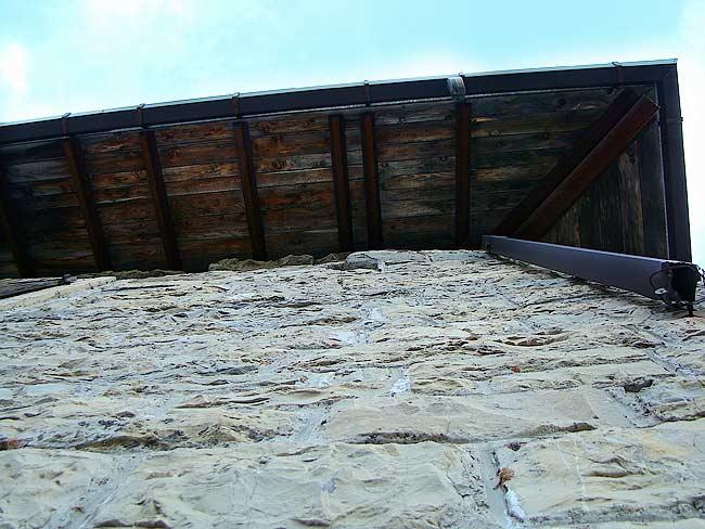 006-crepe sulla ex caserma di Soracrepa facciata ovest