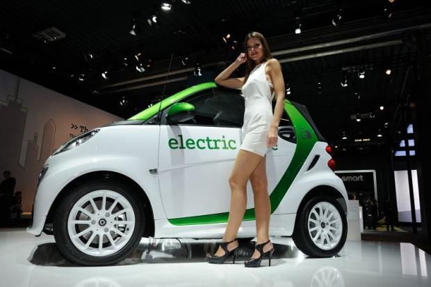 auto a trazione elettrica