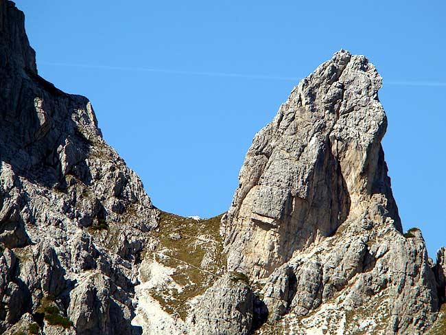 Torre San Lorenzo (Gr. Ciastelin-Ciareido) - Pian dei Buoi - Lozzo di Cadore