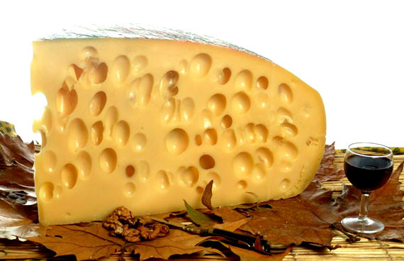foto formaggio emmenthal