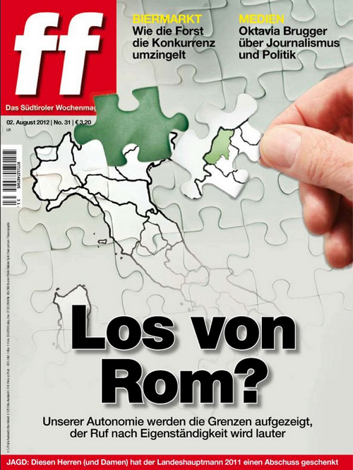 via da Roma?