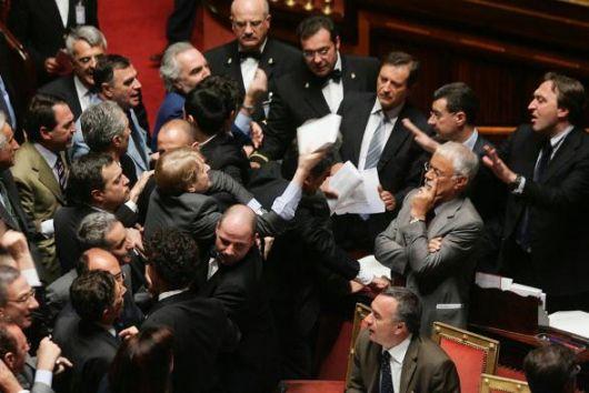 parlamentari peones ...