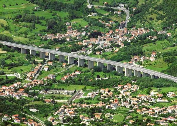 Autostrada A27 - Vittorio Veneto Nord - Longhere - Foto Aerea