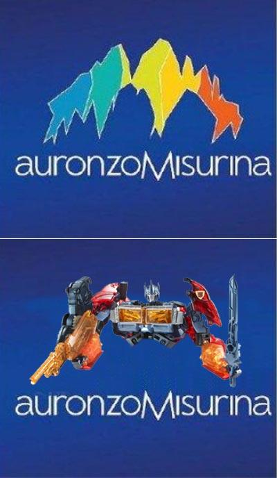il nuovo logo auronzoMisurina
