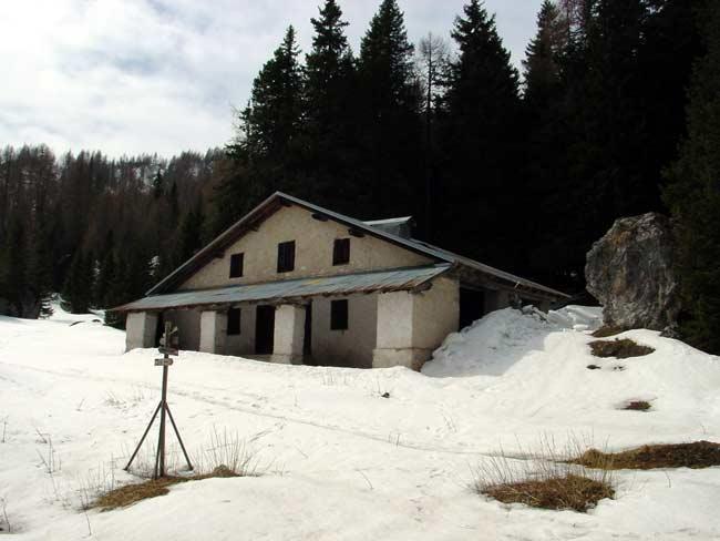 Casone di Valdacene (31 marzo 2002)