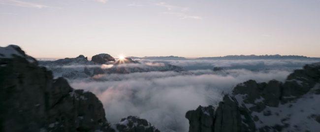 Trailer Star Wars: che montagne sono queste?