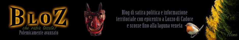 BLOZ - il blog su Lozzo di Cadore Dolomiti