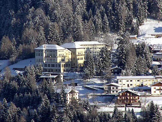 Casa di soggiorno alpino di Laggio di Cadore