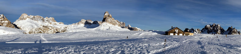 Monte Piana: dalla Punta dei Tre Scarperi ai Cadini di Misurina passando per le Tre Cime di Lavaredo