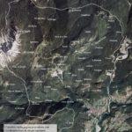 Carte tematiche del territorio di Lozzo di Cadore: alcunii toponimi