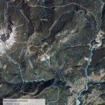 Carte tematiche del territorio di Lozzo di Cadore:: idrografia