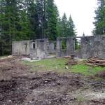 La Villa del Capitano a operazioni di pulizia e ripristino terminate (3#9)