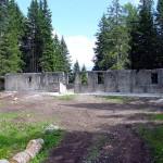 La Villa del Capitano a operazioni di pulizia e ripristino terminate (5#9)