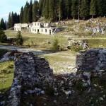 """Sempre dai pressi dell'Officina ma verso la """"Busa"""" ovest e aree complementari del Forte Basso"""