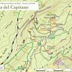 Cartina degli interventi: Villa del Capitano (Area Col Vidal)