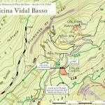 Cartina degli interventi: Officina Vidal Basso