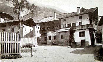 """Piazza Da Rin o delle """"Faule"""" (Foto Burloni)"""