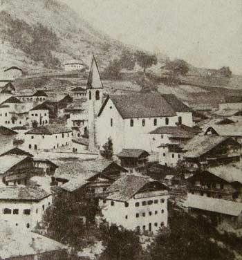 """Lozzo Antica: la Parrocchiale (1733-36) e il """"Paveon"""""""