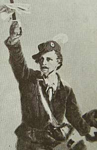 Pietro Fortunato Calvi (da una pittura di Tomaso Da Rin)