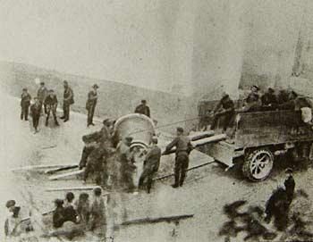 Maggio 1918 - La requisizione delle campane