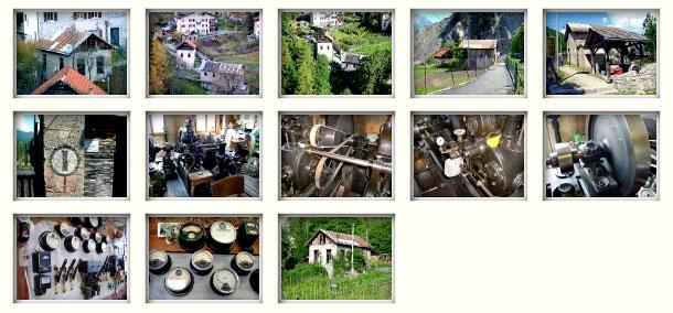 Galleria Roggia dei mulini: la centralina di Leo Baldovin