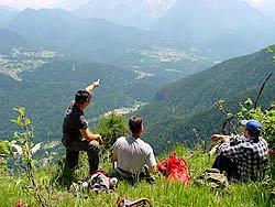 Paesi lungo la valle del Piave